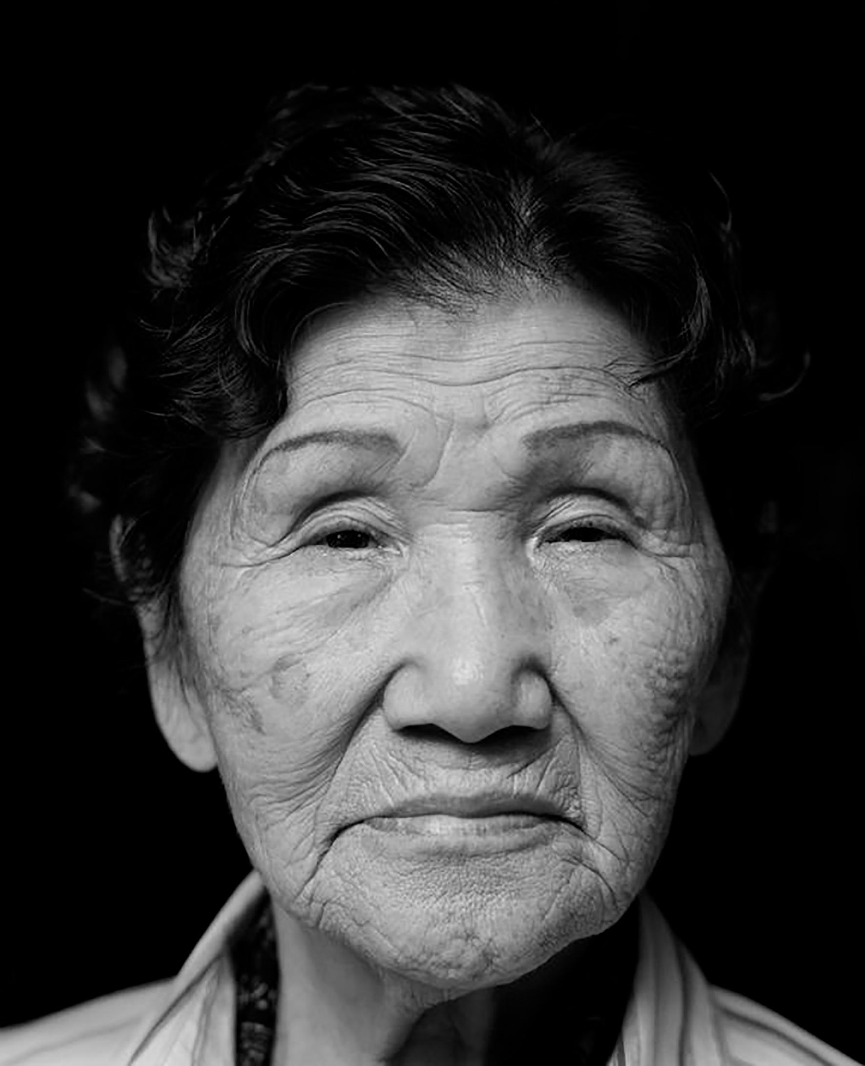 Korea. 2006. Comfort women. Jang Jum Dol