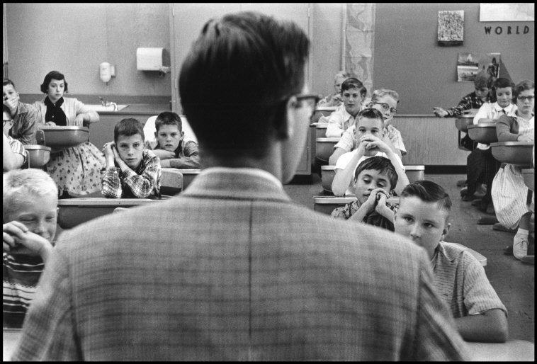 USA. 1956.