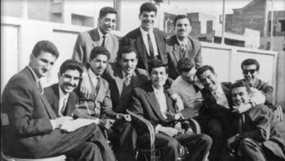 The Ba'ath Party student cell, Cairo, in the period 1959–1963