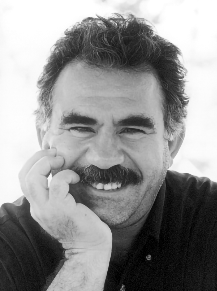 Abdullah Öcalan, founder of the PKK
